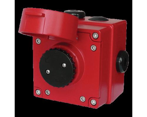 Ручной пожарный извещатель IS-CP4A-PB (Push Button MCP)