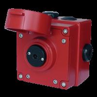 Ручной пожарный извещатель IS-CP4A-PT (Tool Reset MCP)