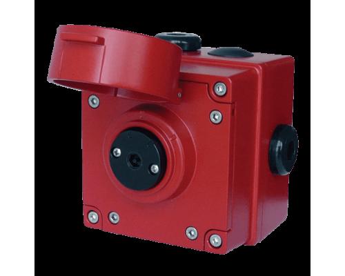 Ручной пожарный извещатель IS-CP4B-PT (Push Button MCP)