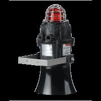 Комбинированная сирена-маяк E2XCS1125EG24DC-BL