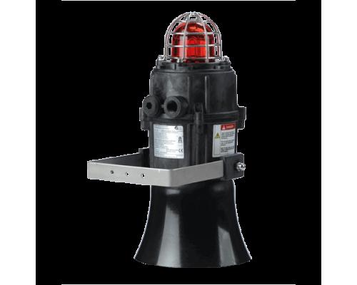 Комбинированная сирена-маяк E2XCS1125UL230AC-RD