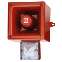 Аварийный светозвуковой сигнализатор AL112NXDC048R/A