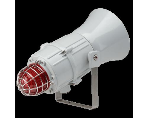 Сигнализатор сирена-маяк морского исполнения MCA11205AC115G-AM