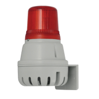 Звуковой оповещатель H100BX230G/R