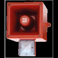 Аварийный светозвуковой сигнализатор AL121XDC024R/CF