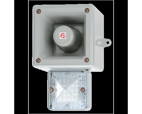 Аварийный светозвуковой сигнализатор AL105NHDC024G/A