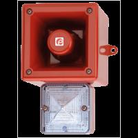 Аварийный светозвуковой сигнализатор AL105NXAC230W/R-UL