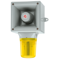Оповещатель со светодиодным маяком AB112LDAAC230R/G