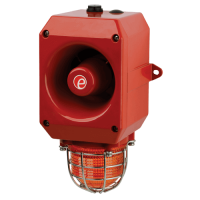 Оповещатель тревоги c ксеноновым маяком DL112XAC024R/R-UL