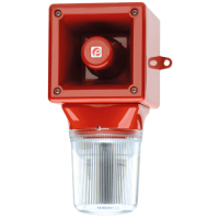 Оповещатель с ксеноновым стробоскопическим маяком AB105STRDC24G/G