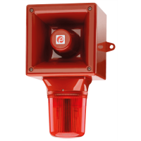 Оповещатель с ксеноновым стробоскопическим маяком AB112STRAC115R/Y
