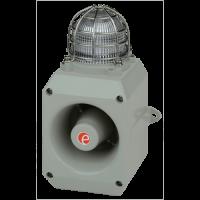 Оповещатель с функцией записи и светодиодным маяком DL105AXHDC024R/R-UL