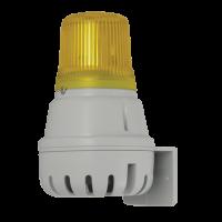Звуковой оповещатель H100BL230G/W со светодиодным маяком