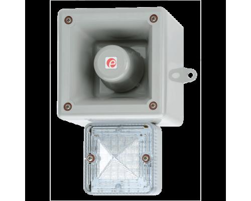 Аварийный светозвуковой сигнализатор AL105NHDC024W/A