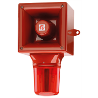 Оповещатель с ксеноновым стробоскопическим маяком AB112STRDC48R/Y