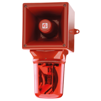 Оповещателей с галогеновым маяком AB121RTHAC230R/B-P