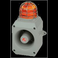 Оповещатель с функцией записи и ксеноновым маяком DL105AXXDC024G/R-UL