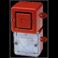 Аварийный светозвуковой сигнализатор AL100XDC024R/G