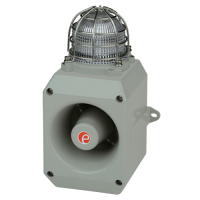 Оповещателей тревоги и светодиодный маяк DL105HDC024G/R-P