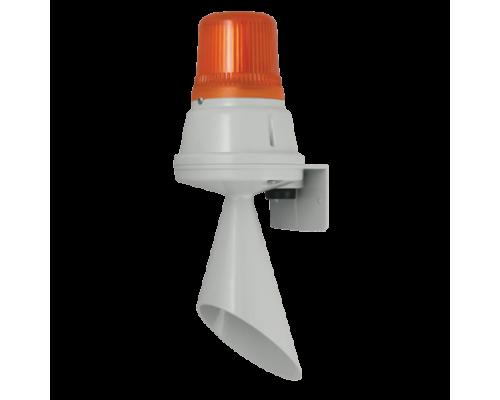 Горн H100TF230G/R с лампой накаливания