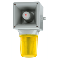 Оповещатель со светодиодным маяком AB121LDAAC115R/R