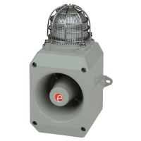Оповещатель тревоги со светодиодным маяком DL112HDC024G/R