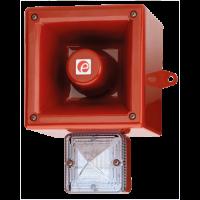 Аварийный светозвуковой сигнализатор AL112NXDC024R/Y