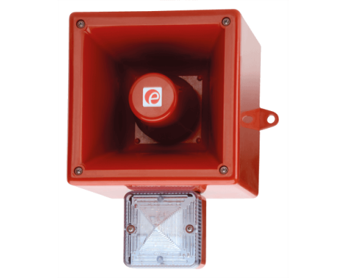 Аварийный светозвуковой сигнализатор AL121XDC048W/A