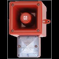 Аварийный светозвуковой сигнализатор AL105NXDC024G/R