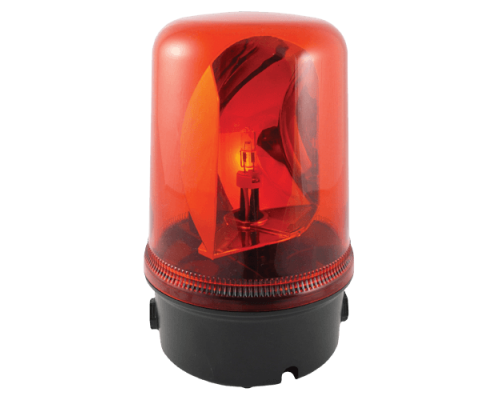 Вращающийся маяк c галогенной лампой B400RTH012B/B