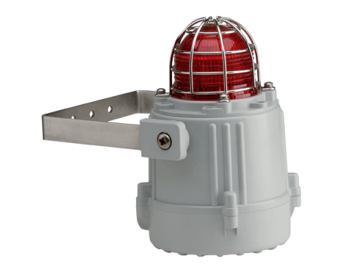 Оптический сигнализатор маяк морского исполнения MB005AC115G-AM