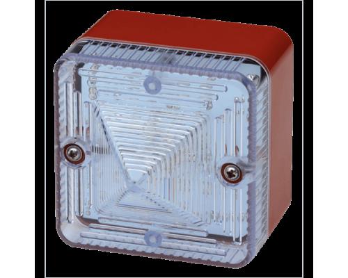 Аварийный синхронизированный световой сигнализатор L101XDC048BW/R