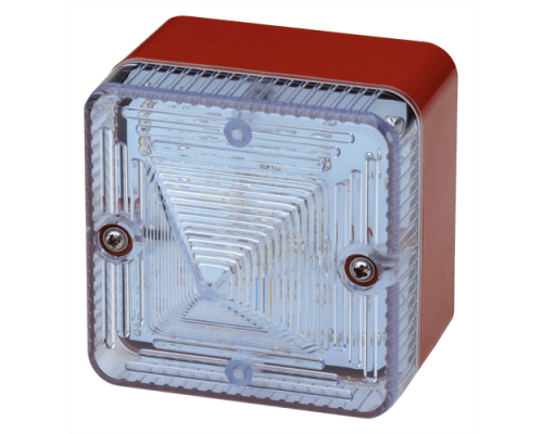 Аварийный синхронизированный световой сигнализатор L101XDC048AW/R