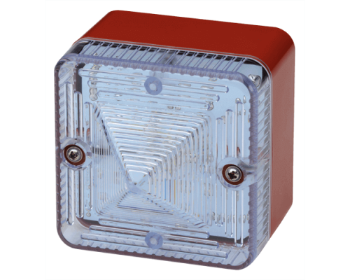 Аварийный синхронизированный световой сигнализатор L101XDC024SG/R