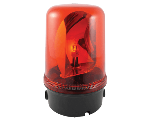 Вращающийся маяк c галогенной лампой B400RTH012B/Y