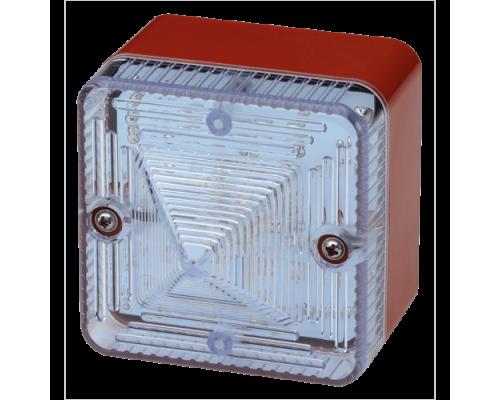 Аварийный синхронизированный световой сигнализатор L101XDC024BW/R
