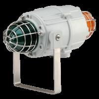 Оптический сигнализатор морского исполнения маяк MCB00505DC24G-Y/R