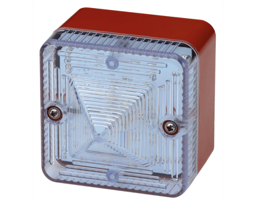 Аварийный синхронизированный световой сигнализатор L101XAC115BR/O