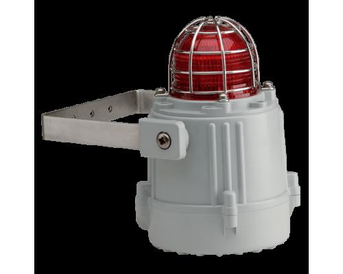Оптический сигнализатор маяк морского исполнения MB005AC230G-RD