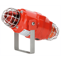 Взрывозащищенный сдвоенный маяк BEXCBG0505D24DC-R/R