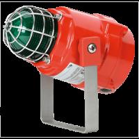 Взрывозащищенный светодиодный маяк BEXBGL1D230AC-WH