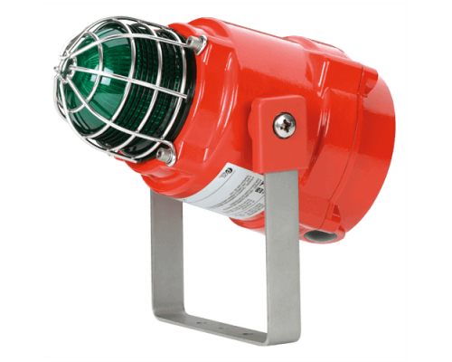 Взрывозащищенный светодиодный маяк BEXBGL1D24DC-RD