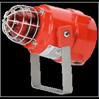Телефонный световой взрывозащищенный оповещатель BEXTBG05D230AC-GN
