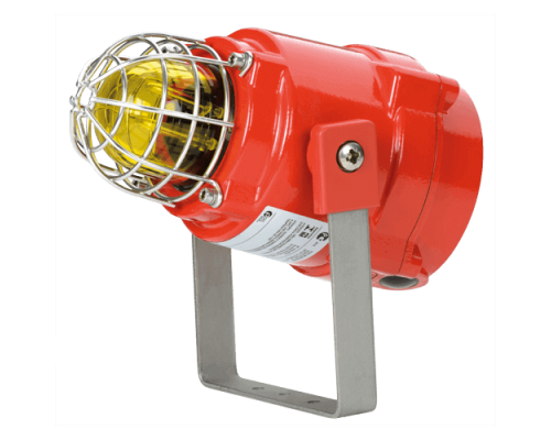 Взрывозащищенный ксеноновый маяк BEXBG21D230AC-AM-K