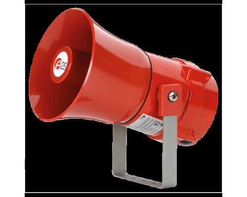 Телефонный звуковой взрывозащищеннвый оповещатель BEXDTS110D230AC-K