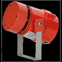 Взрывозащищенная сирена BEXDS110DR12DC радиального типа
