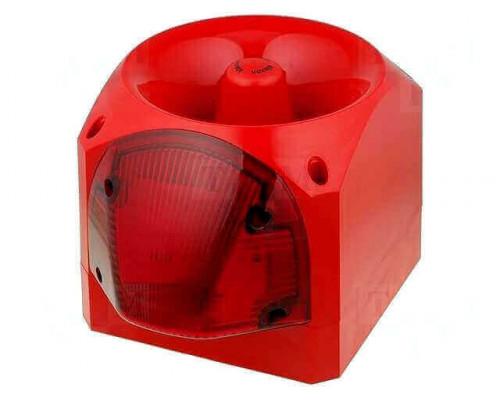 Светозвуковой сигнализатор Nexus PNC-0013 (Оповещатель-маяк 18-980555 Klaxon)