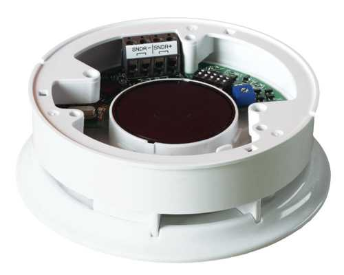 Base Sounder, White Cover PBS-0011
