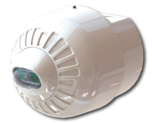 Sonos Pulse Wall Beacon, Shallow Base, White, Red, 17-60 VDC, 20mA, 40mA ESD-5002