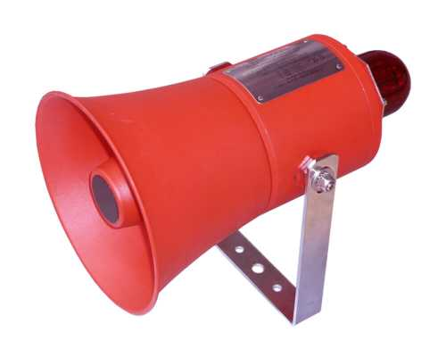 EXD Sounder Beacon, 12-48 VDC, 5W LED, 63, до 115 дБ TCB-0031